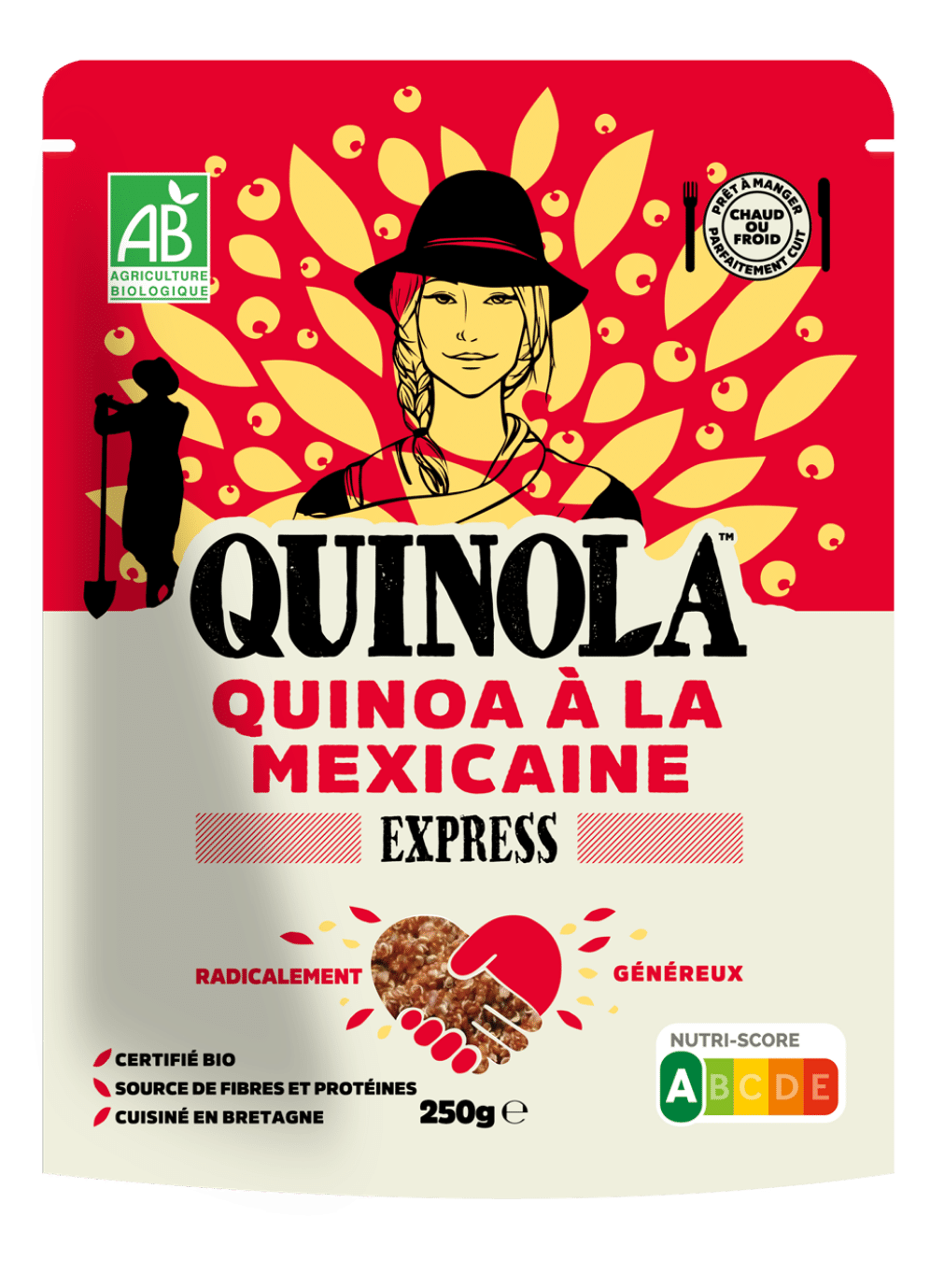 Express quinoa à la mexicaine
